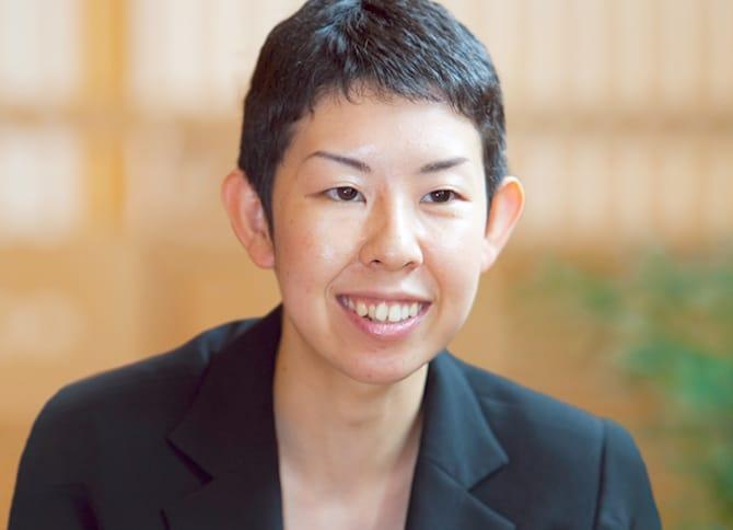 平林 久美子さんの写真