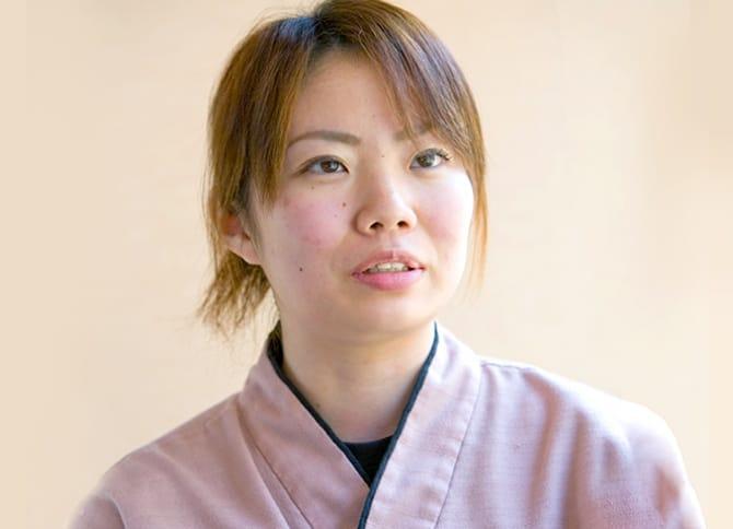 矢部 友美さんの写真