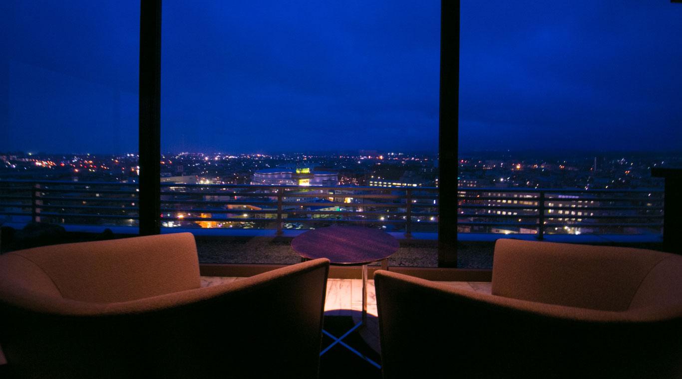 北海道♪函館にある高級ホテルでの接客サービス業務